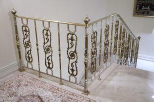 Элитные ограждения и лестницы