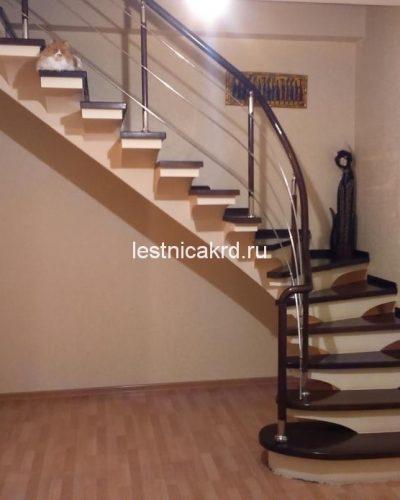 Деревянные и комби лестницы от lestnicayga.ru