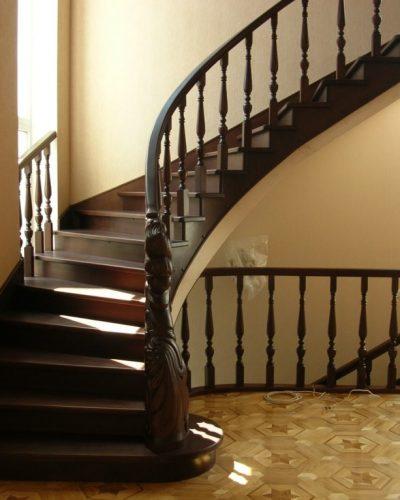 Деревянные лестницы от lestnicayga.ru 10